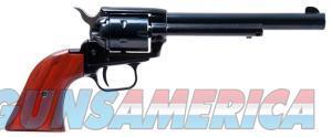 """Heritage Rough Rider Revolver 6.5"""" Blued .22 LR  Guns > Pistols > H Misc Pistols"""