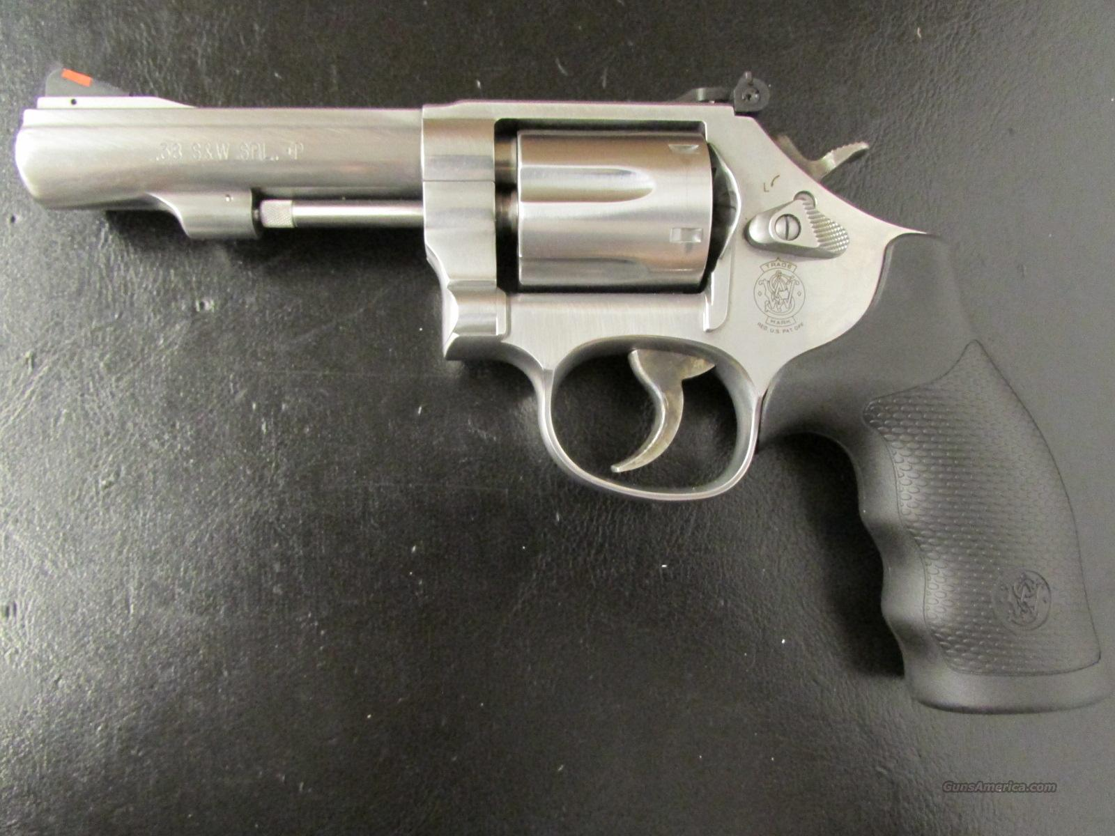 Smith & Wesson Model 67 Stainless .38 Special  Guns > Pistols > Smith & Wesson Revolvers > Full Frame Revolver