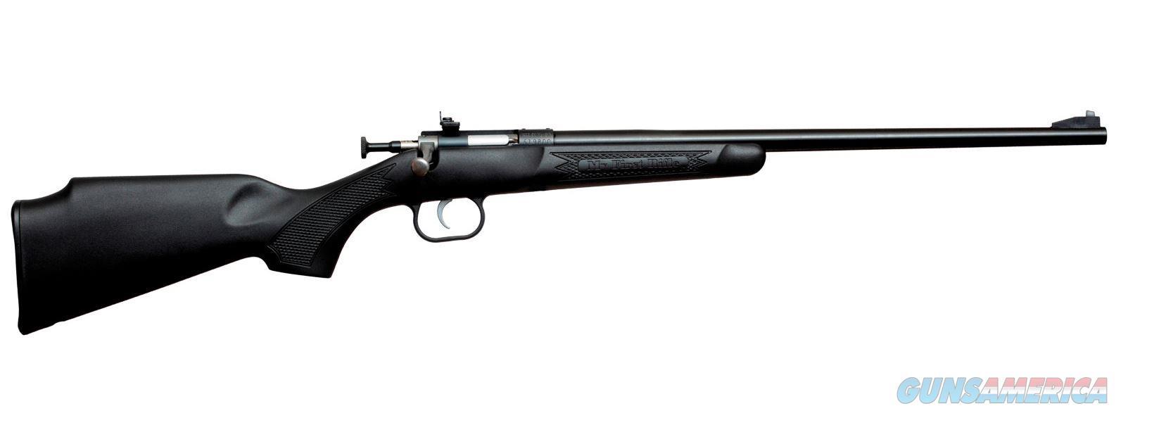Keystone Crickett My First Rifle .22 S/L/LR Black KSA2240   Guns > Rifles > Crickett-Keystone Rifles