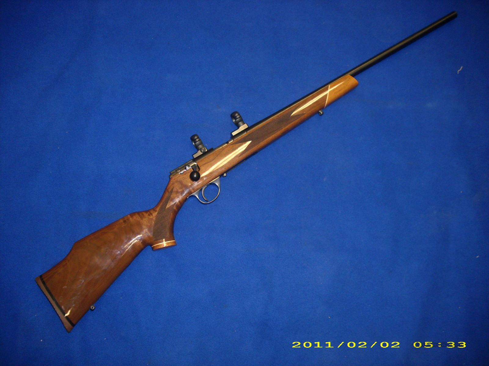Weatherby Mark  XXII 17 HMR   Guns > Rifles > Weatherby Rifles > Sporting