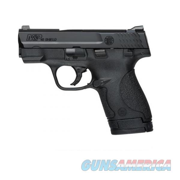 """Smith & Wesson M&P40 Shield .40 S&W 3.1"""" Thumb Safety 180020  Guns > Pistols > Smith & Wesson Pistols - Autos > Shield"""
