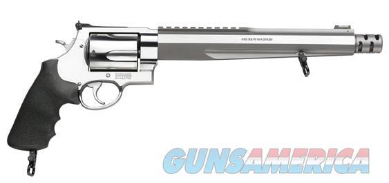 "SMITH & WESSON PERFORMANCE CENTER 460XVR 10"" .460 MAGNUM 170262  Guns > Pistols > Smith & Wesson Revolvers > Performance Center"