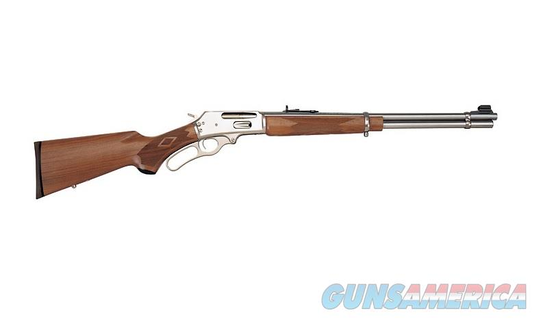 Marlin Model 336SS Walnut Stock Stainless Steel .30-30 Win. 70510  Guns > Rifles > Marlin Rifles > Modern > Lever Action