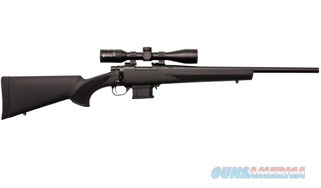 "HOWA Mini Action Rifle w/Scope 6.5 Grendel 22"" 10 Rds HMP60602+   Guns > Rifles > Howa Rifles"