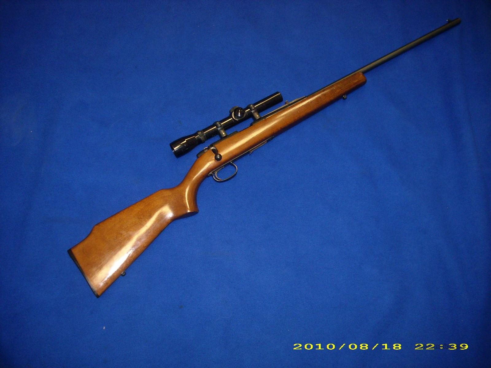 Remington Model 581-S 22  Guns > Rifles > Remington Rifles - Modern > Other