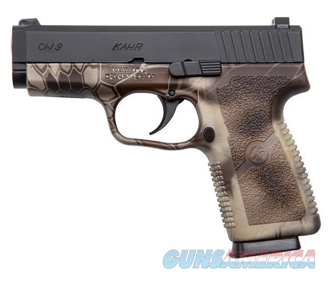 """Kahr Arms CW9 Kryptek Camo 9mm 3.6"""" 7 Rds CW9093KRT   Guns > Pistols > Kahr Pistols"""