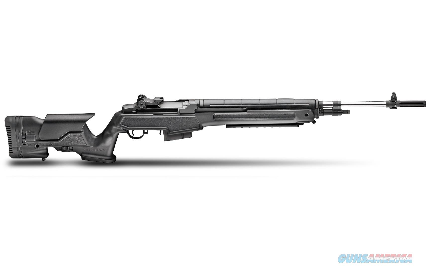 """Springfield Armory M1A Loaded 7.62 NATO 22"""" Stainless MP9826   Guns > Rifles > Springfield Armory Rifles > M1A/M14"""