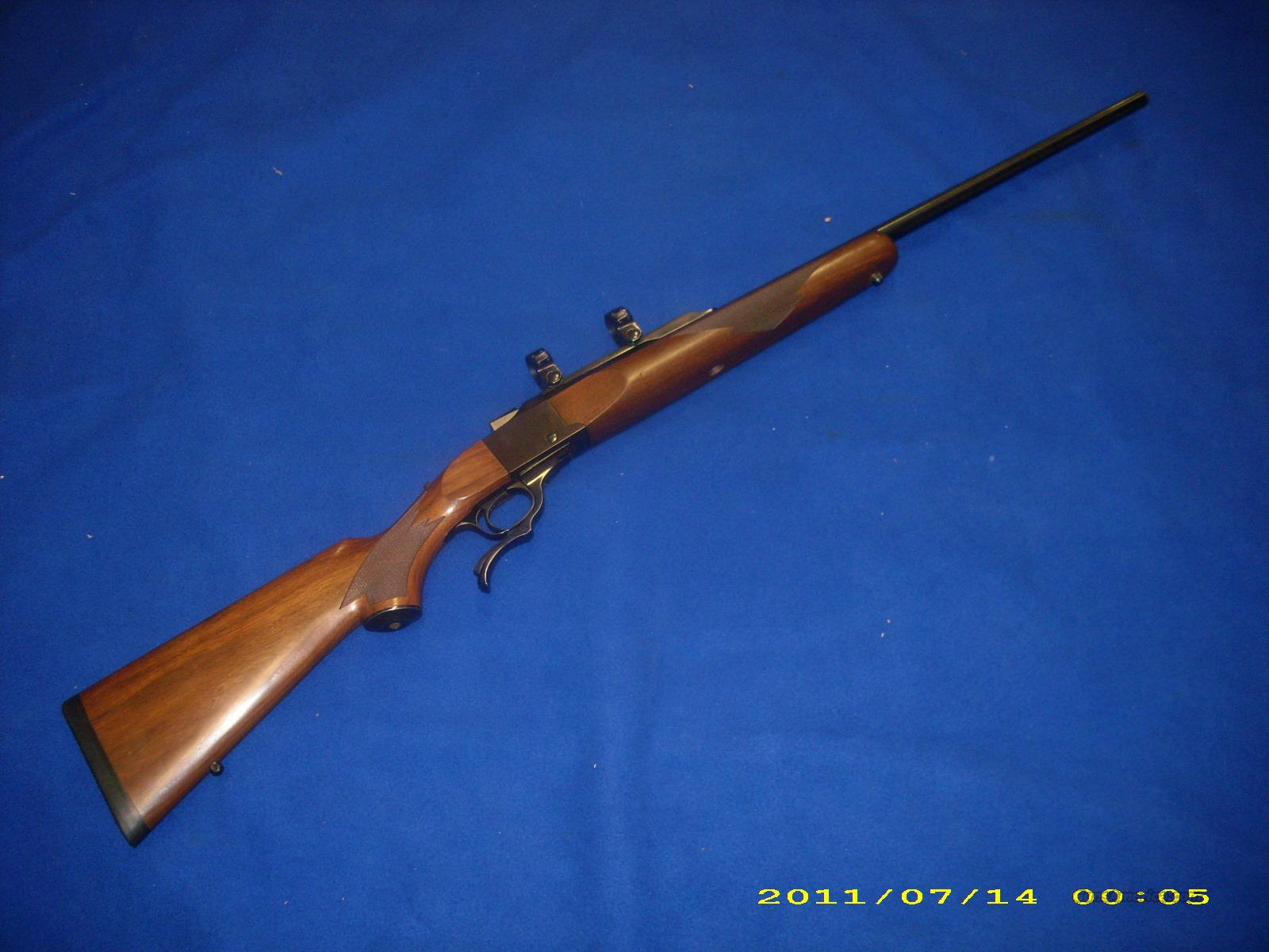 Ruger #1 7mm Rem Mag   Guns > Rifles > Ruger Rifles > #1 Type