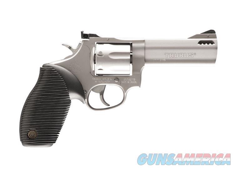 "TAURUS 627SS4 STAINLESS 4"" TRACKER .357 MAGNUM 2-627049  Guns > Pistols > Taurus Pistols > Revolvers"