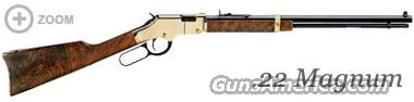 Henry Golden Boy 22 Mag  H004M  Guns > Rifles > Henry Rifle Company
