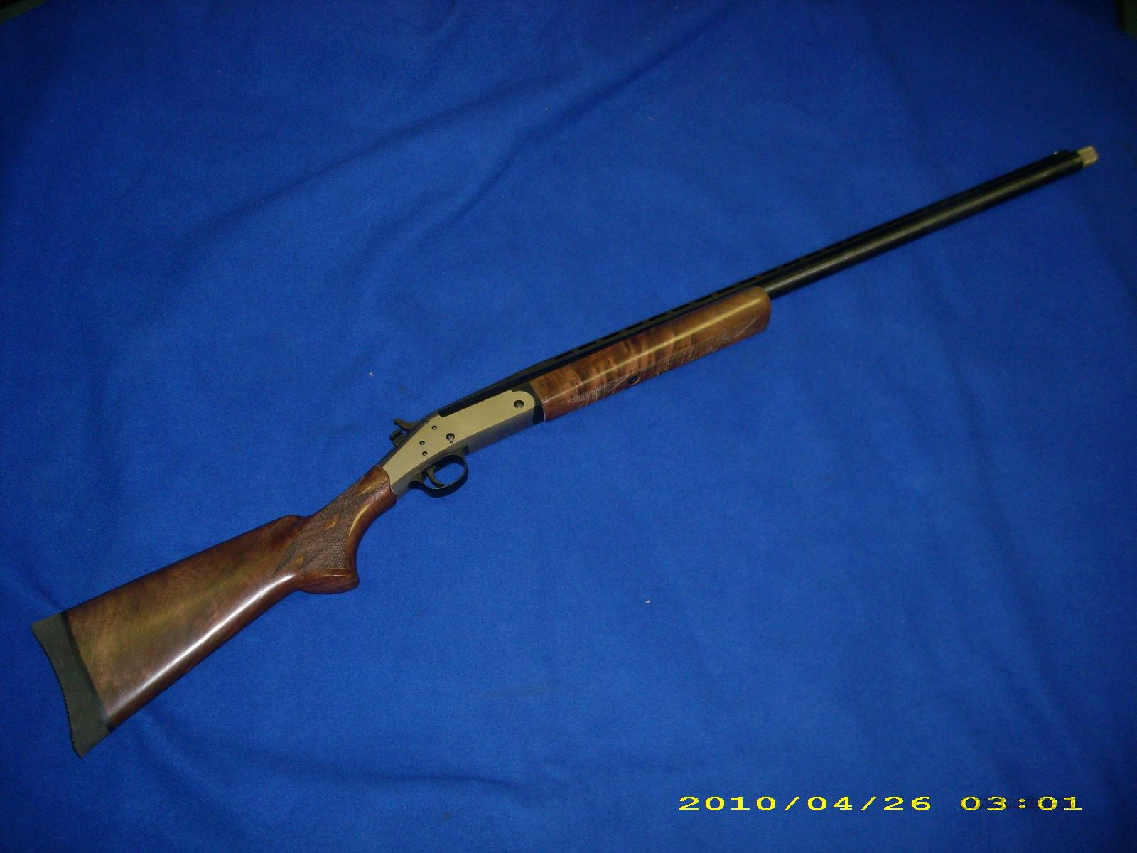 Harrington & Richardson Topper Trap 12 Ga   Guns > Shotguns > Harrington & Richardson Shotguns