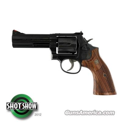 SMITH AND WESSON MODEL 586  Guns > Pistols > Smith & Wesson Revolvers > Full Frame Revolver