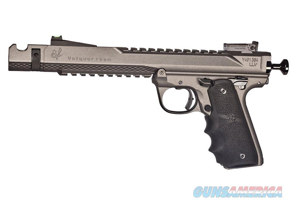 """Volquartsen Black Mamba .22 LR 6"""" Cerakote Tungsten VF4M-0063  Guns > Pistols > V Misc Pistols"""