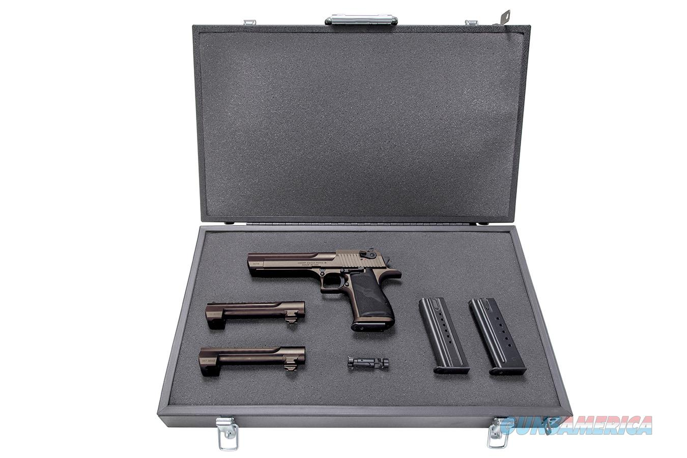 "Magnum Research Desert Eagle Mark XIX 6"" Component System - Brunt Bronze DEXIX6BB  Guns > Pistols > Magnum Research Pistols"