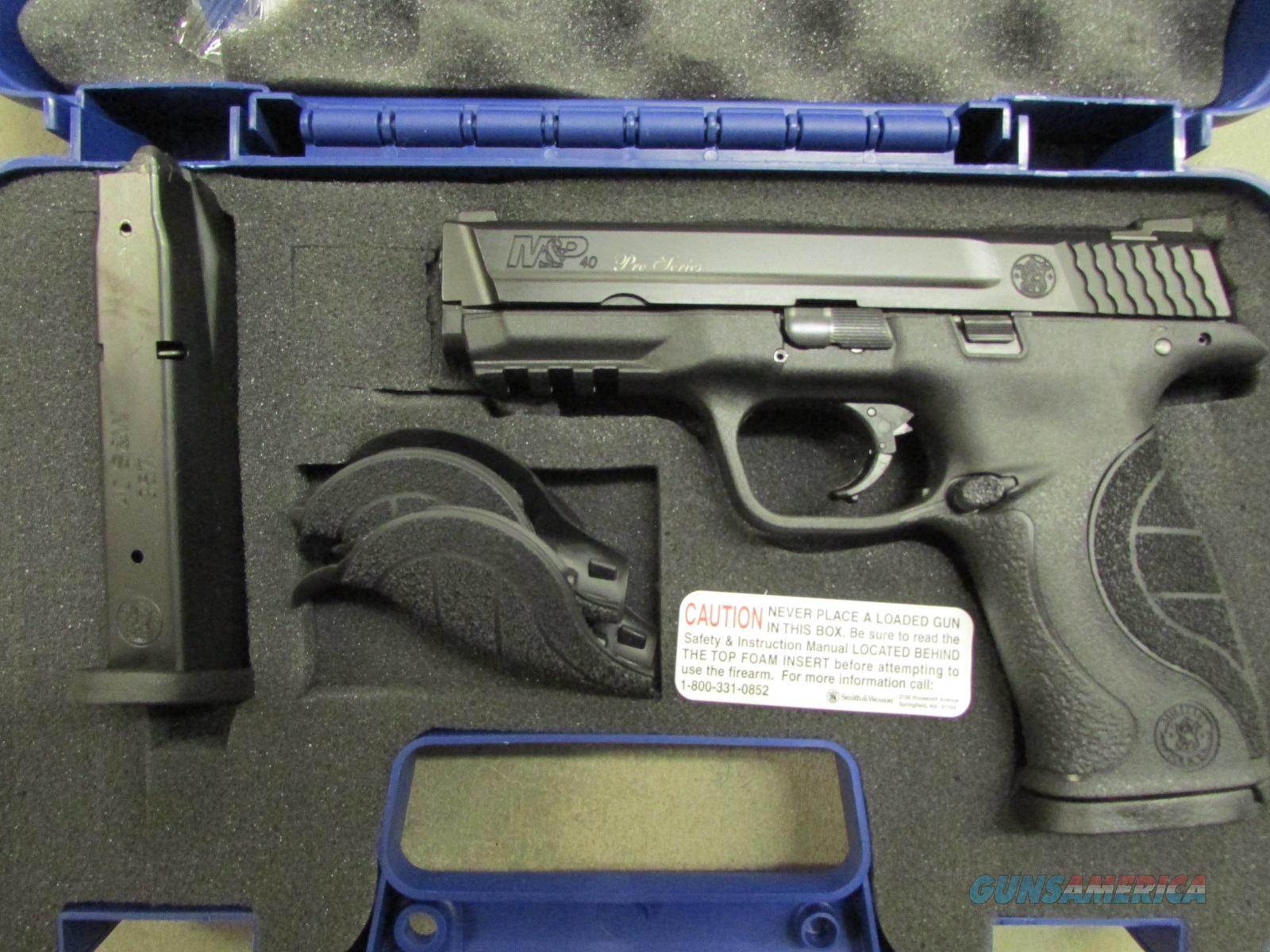 "Smith & Wesson Model M&P40 Pro Series 4.25"" .40 S&W  Guns > Pistols > American Western Arms (AWA) Pistols"