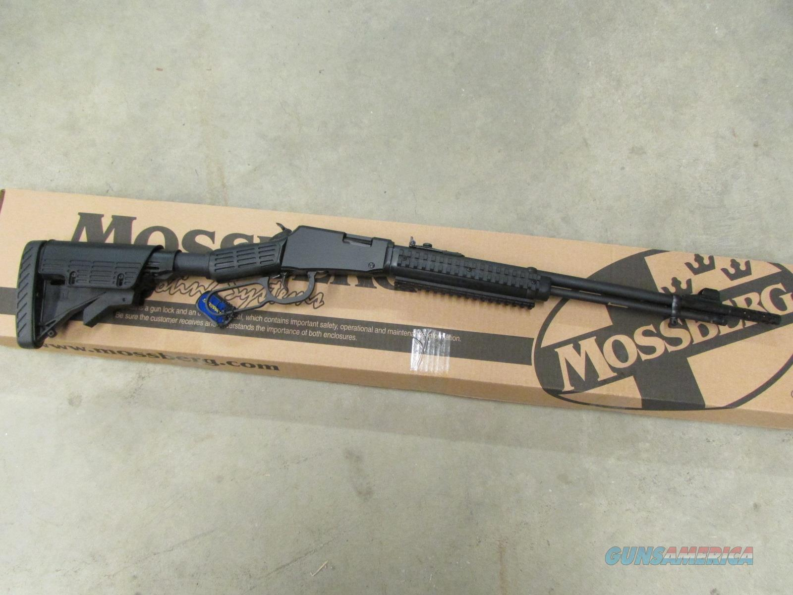Mossberg 464 SPX Tactical Lever-Action .22 LR 43027  Guns > Rifles > Mossberg Rifles > Lever Action