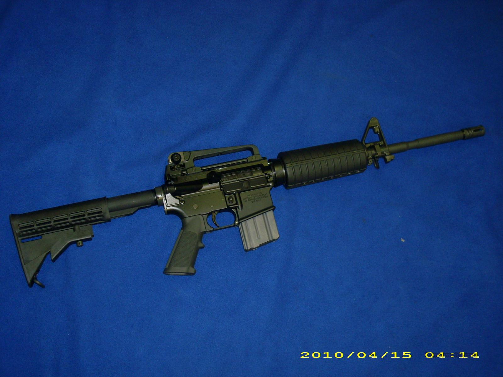 Colt AR-15 LE, 223 Cal, Law Enforcement  Guns > Rifles > Colt Military/Tactical Rifles