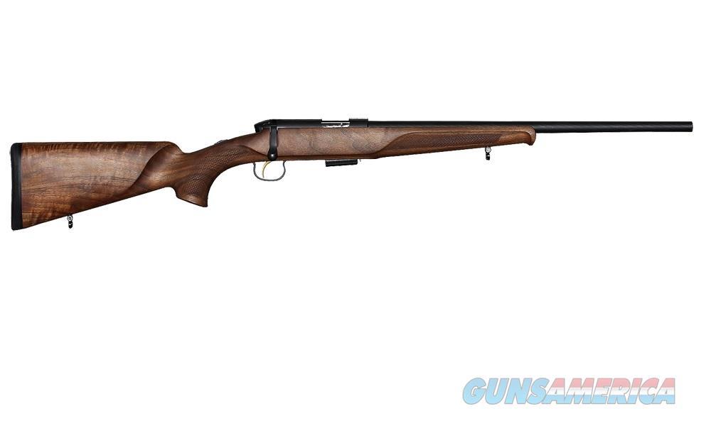 """Steyr ZEPHYR II .17 HMR Bolt 19.7"""" Walnut 700711A0  Guns > Rifles > Steyr Rifles"""