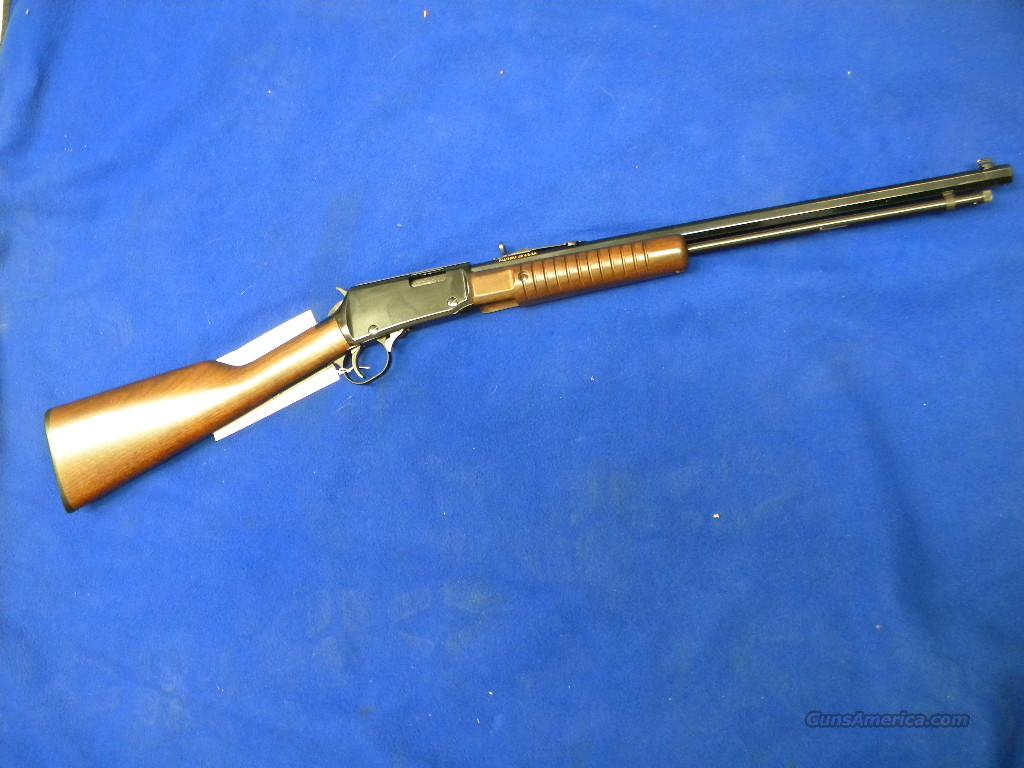 Henry Pump Action Octagon .22 LR H003T  Guns > Rifles > Henry Rifle Company