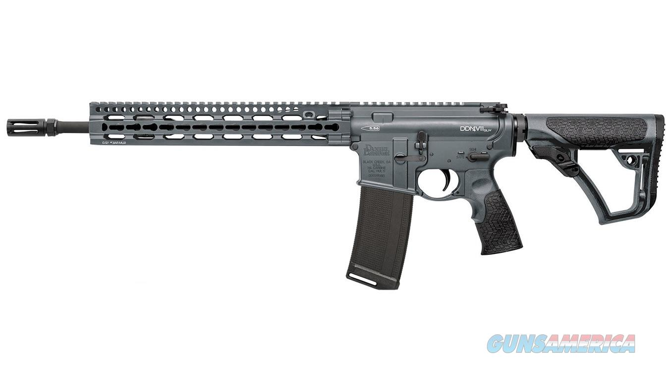 Daniel Defense DDM4V11 SLW 5.56 NATO 02-151-08086-047   Guns > Rifles > Daniel Defense > Complete Rifles