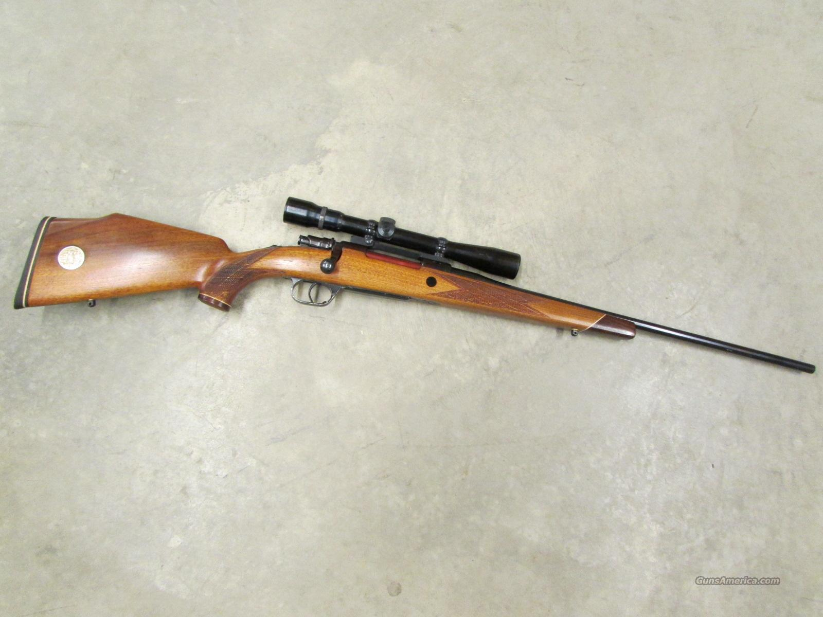 Vintage Parker-Ballard Austrian Mauser Action .30-06 Walnut Stock  Guns > Rifles > Parker-Hale Rifles
