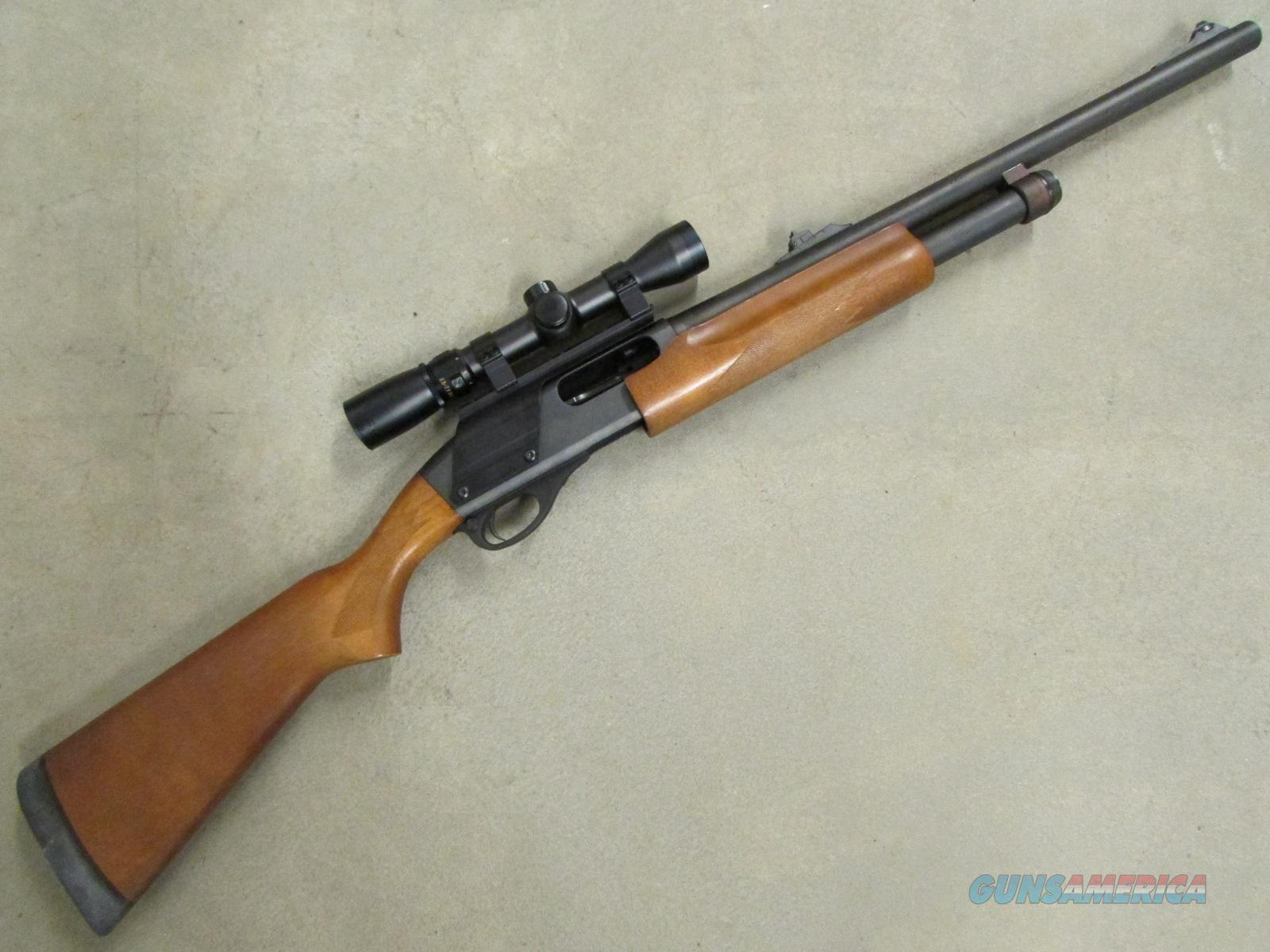 "Remington 870 Express Magnum 20"" Rifled Barrel & Scope 12 GA  Guns > Shotguns > Remington Shotguns  > Pump > Hunting"