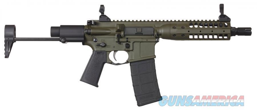 "LWRC IC-PDW 5.56 NATO 8.5"" SBR 30 Rds OD Green PDWR5ODG81C   Guns > Rifles > Class 3 Rifles > Class 3 Subguns"