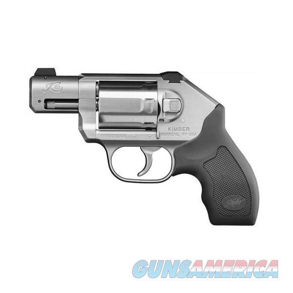 """Kimber K6s Brushed Stainless .357 Mag 2"""" 3400010   Guns > Pistols > Kimber of America Pistols > Revolvers"""