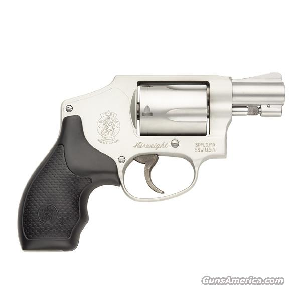 Smith & Wesson Model 642 Airweight Hammerless .38 Special +P  Guns > Pistols > Smith & Wesson Revolvers > Performance Center