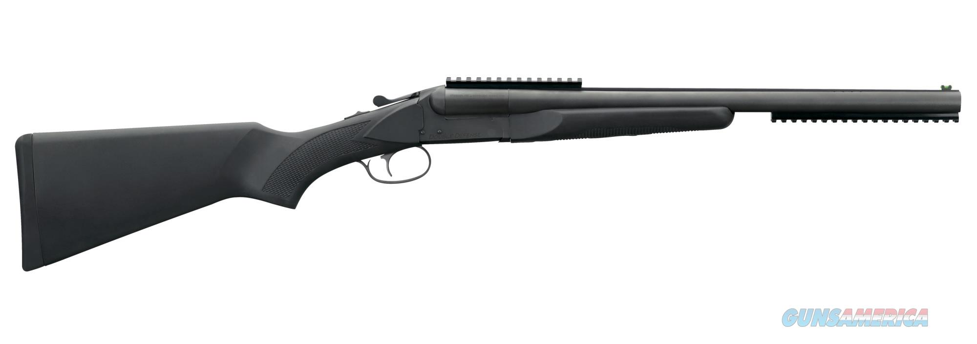 "Stoeger Double Defense 20"" SxS 12 Gauge 31446   Guns > Shotguns > Stoeger Shotguns"