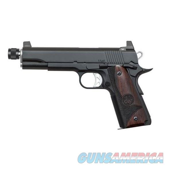 "CZ-USA Dan Wesson Vigil 9mm 5.75"" TB 9 Rds 01831   Guns > Pistols > Dan Wesson Pistols/Revolvers > 1911 Style"