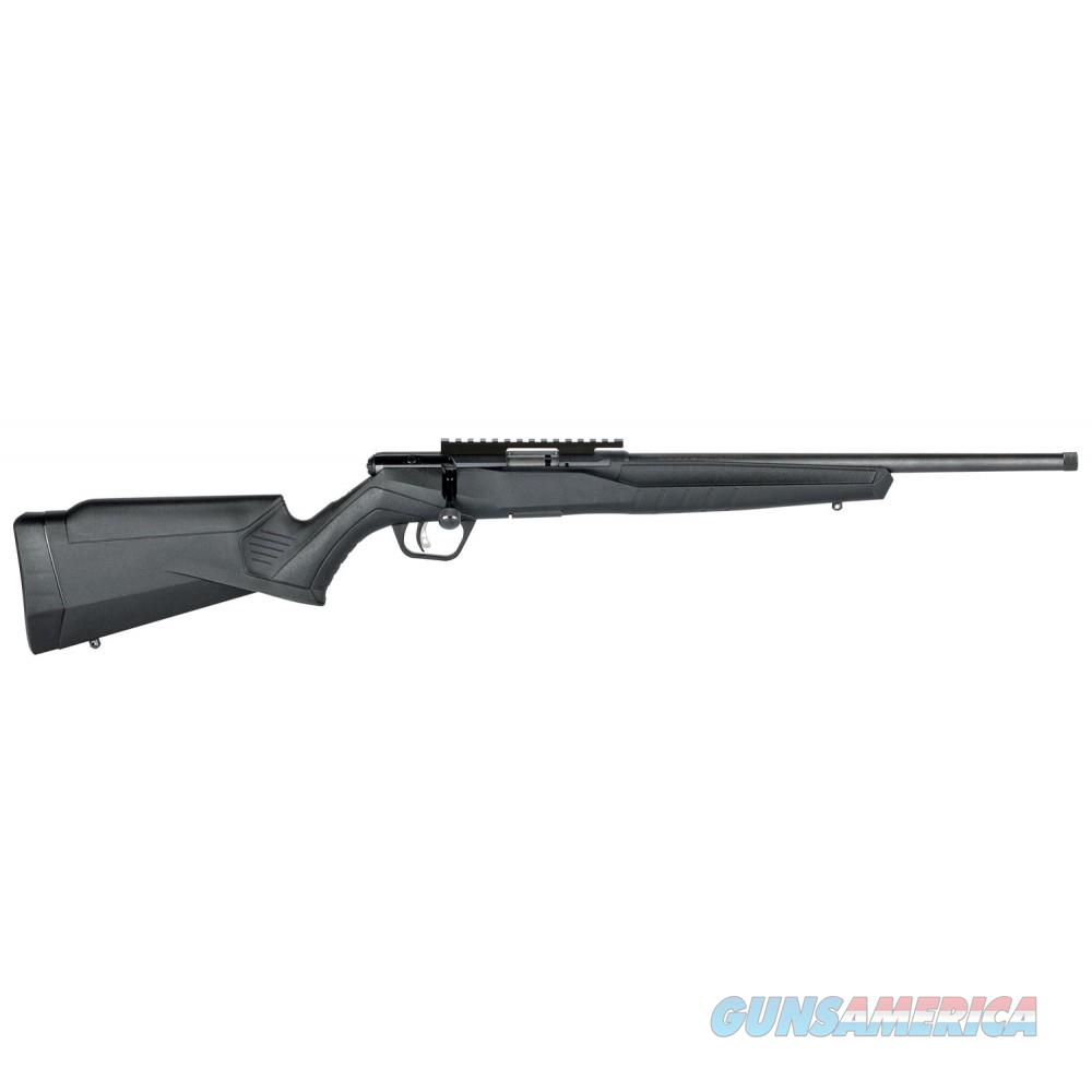 "SAVAGE ARMS B SERIES B22 FV-SR THREADED 16"" 22 LR 70203  Guns > Rifles > Savage Rifles > Rimfire"