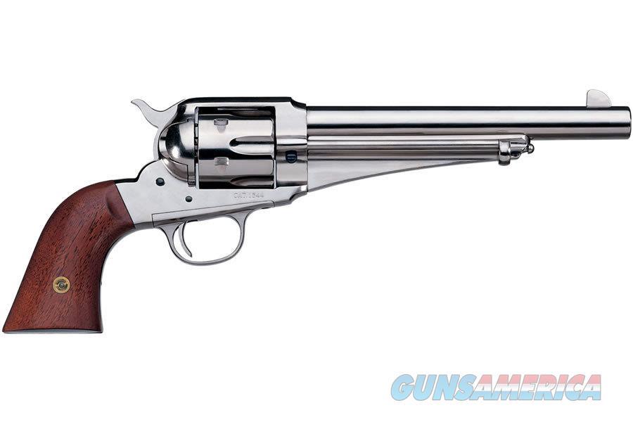 "Uberti 1875 SA Army Outlaw .45 Colt 7.5"" Nickel 341515   Guns > Pistols > Uberti Pistols > Percussion"