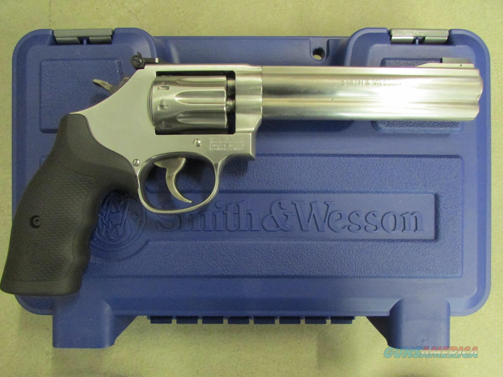 "Smith & Wesson Model 617 10-Shot 6"" Barrel .22 LR   Guns > Pistols > Smith & Wesson Revolvers > Full Frame Revolver"