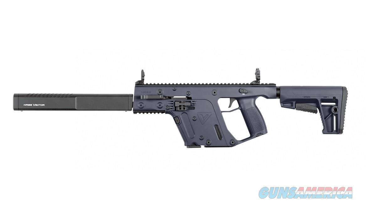 "Kriss Vector Gen II CRB Combat Grey .45 ACP 16"" KV45-CCG20  Guns > Rifles > Kriss Tactical Rifles"