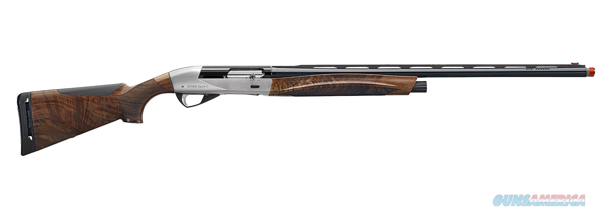 "Benelli ETHOS Sport 12 Gauge 30"" Walnut/Nickel 10495   Guns > Shotguns > Benelli Shotguns > Sporting"
