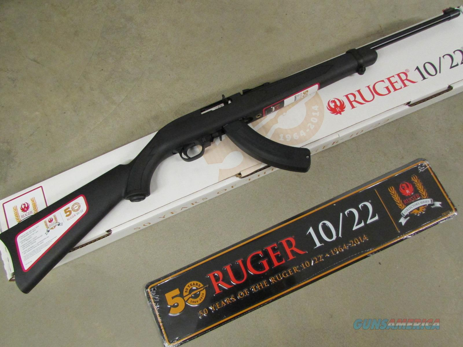 Ruger 10/22 Limited Collector's Series Carbine Rifle .22 LR  Guns > Rifles > Ruger Rifles > 10-22
