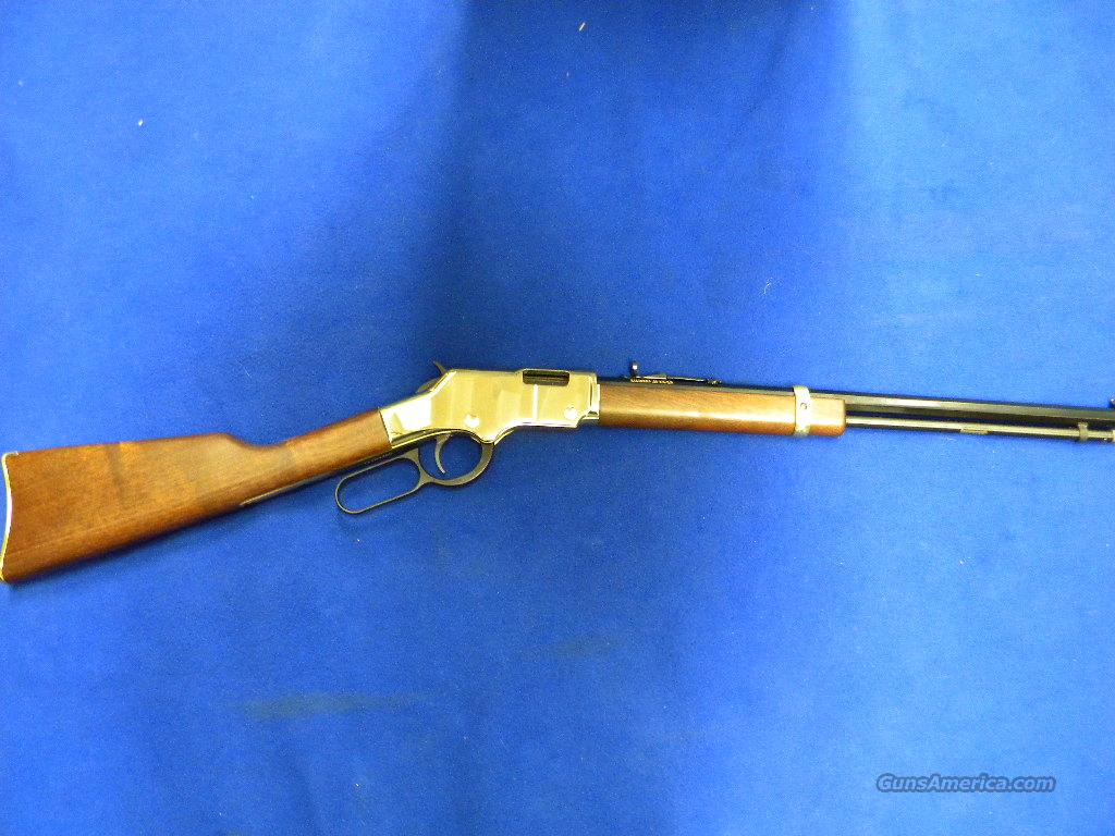 NIB Henry Golden Boy .22 LR H004  Guns > Rifles > Henry Rifle Company