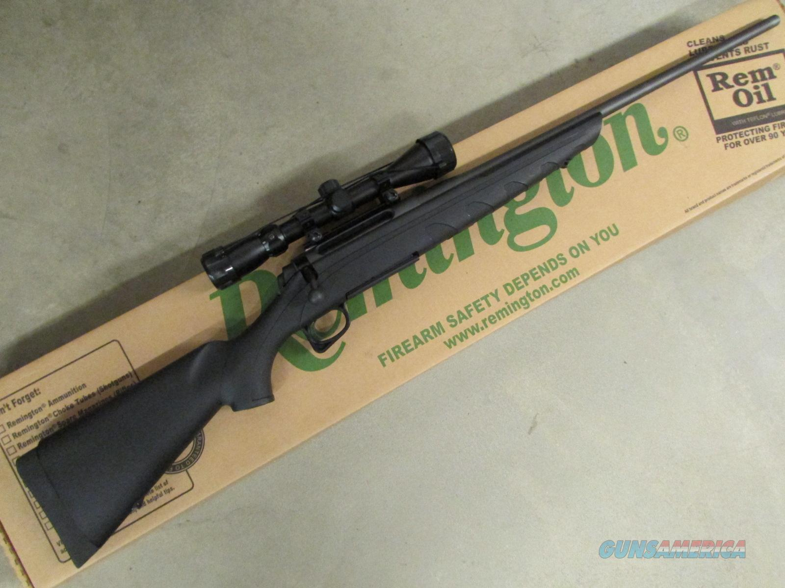 Remington 770 Black Synthetic with Scope .300 Win Mag  Guns > Rifles > Remington Rifles - Modern > Model 700 > Sporting
