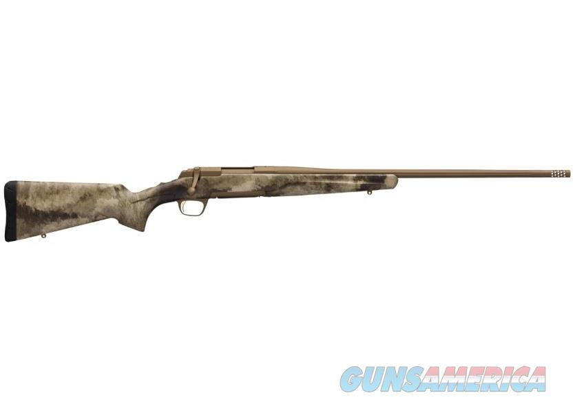 """Browning X-Bolt Hell's Canyon Speed .30-06 Sprg 22"""" A-TACS AU 035498226  Guns > Rifles > Browning Rifles > Bolt Action > Hunting > Blue"""