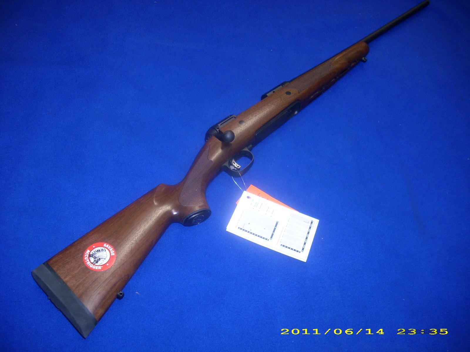 Savage Model 11 260 Rem  Guns > Rifles > Savage Rifles > Other