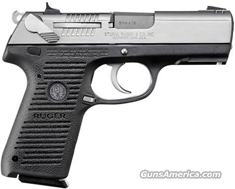 Ruger P95 Stainless 9mm  Guns > Pistols > Ruger Semi-Auto Pistols > SR9 & SR40