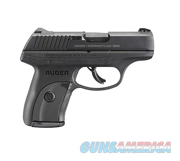 """Ruger LC9s Pro 9mm Black 3.12"""" 7 Rounds 3248  Guns > Pistols > Ruger Semi-Auto Pistols > LC9"""