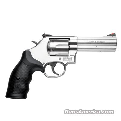 Smith and Wesson 686 357 Mag. #164222  Guns > Pistols > Smith & Wesson Revolvers > Full Frame Revolver