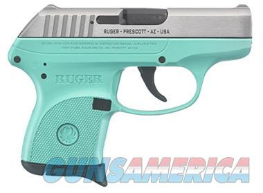 "Ruger LCP .380 Auto Turquoise Cerakote 2.75"" 6rds 3745   Guns > Pistols > Ruger Semi-Auto Pistols > LCP"