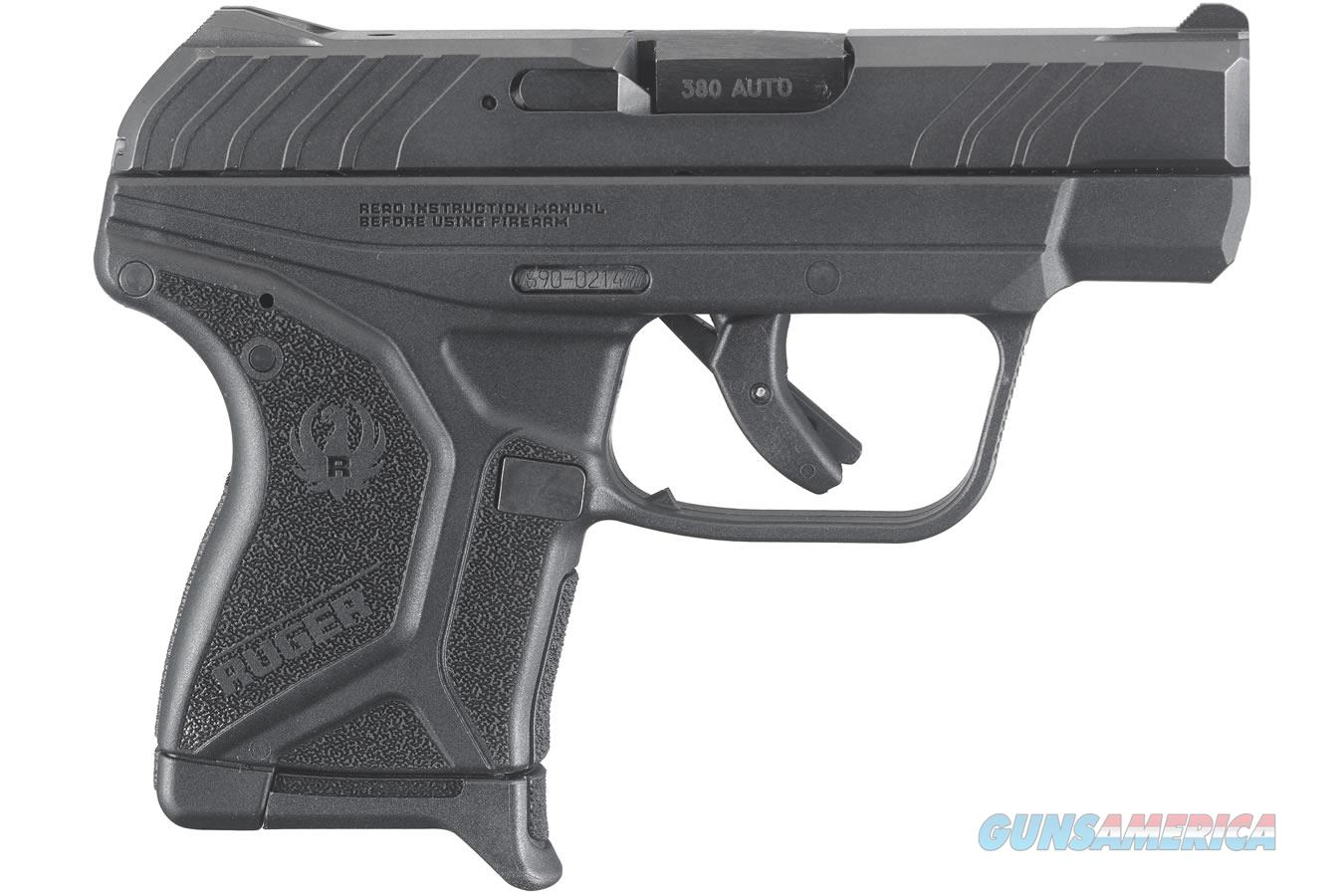 """Ruger LCP II Pistol .380 Auto 2.75"""" 6 Rounds 3750   Guns > Pistols > Ruger Semi-Auto Pistols > LCP"""