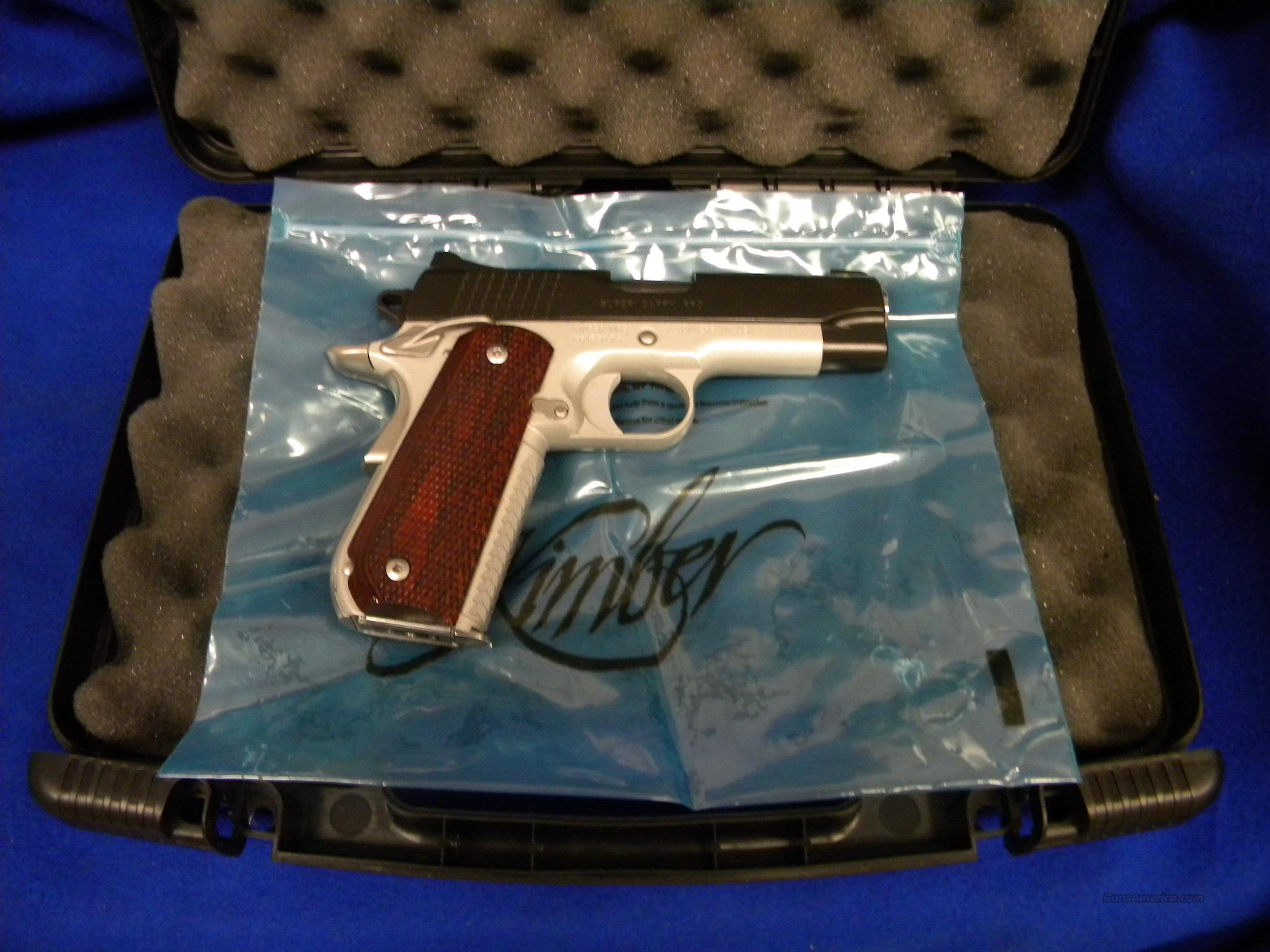 Used Kimber Super Carry Pro in 45 ACP  Guns > Pistols > Kimber of America Pistols