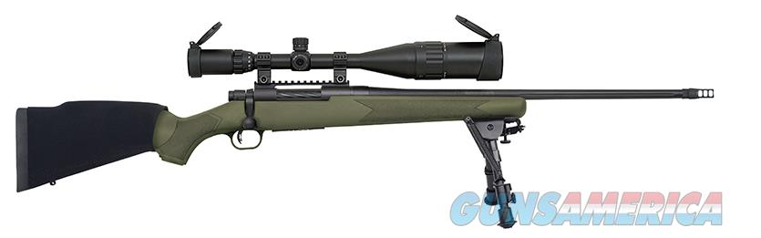 "Mossberg Patriot Night Train 22"" OD Green .308 WIN 6-24x50mm Scope 27924  Guns > Rifles > Mossberg Rifles > Other Bolt Action"