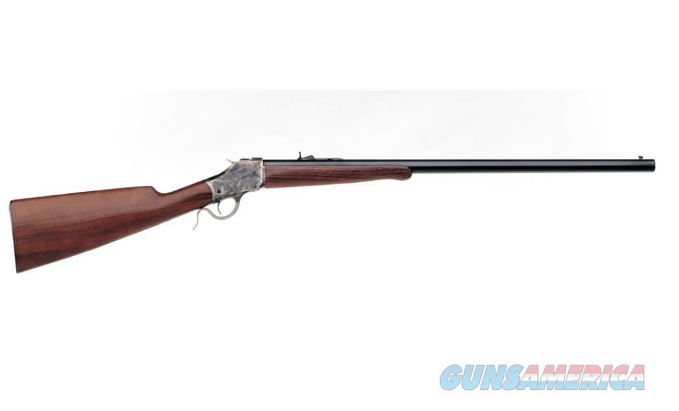 "Uberti 1885 High Wall Carbine .45-70 Govt 28"" 348700  Guns > Rifles > Uberti Rifles > Single Shot"