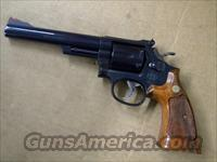 Vintage Smith & Wesson Model 19-6 .357 Magnum  Guns > Pistols > Smith & Wesson Revolvers > Full Frame Revolver